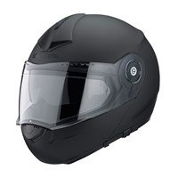 Schuberth C3 Pro helmet in matt black