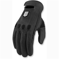 Icon Prep gloves in black