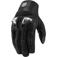 Icon Retrograde gloves in black