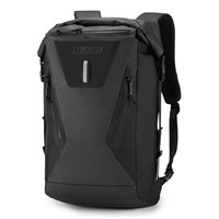 Icon Dreadnaught Backpack in black 20L