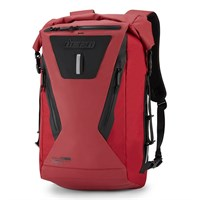 Icon Dreadnaught Backpack in red 20L