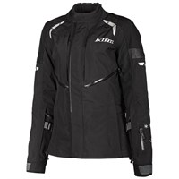 Klim Latitude ladies jacket in black