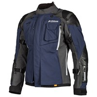 Klim Kodiak jacket in navy blue