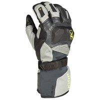 Klim Badlands GTX long gloves in grey