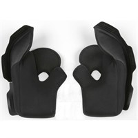 Klim Krios Pro cheek pads 15mm black XS-M