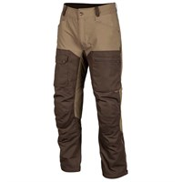 Klim Switchback cargo pants in brown