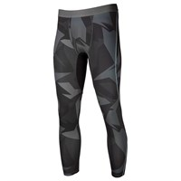 Klim Aggressor Cool base layer pants in camo