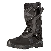 Klim Adventure GTX boots in black