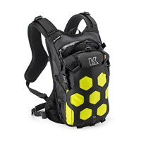 Kriega TRAIL9 adventure backpack in lime