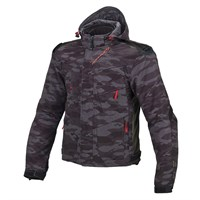 Macna Redox jacket in dark camo