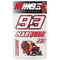 Marquez 2014 Sticker Set Small
