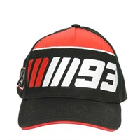 Marquez 2016 93 Cap in black/red