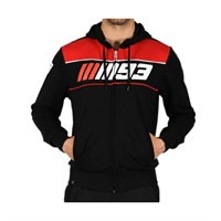Marquez 2016 93 Hoodie in black/red
