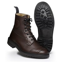Trickers Riding Boots in Brown