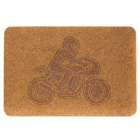 Motolegends Biker coir mat