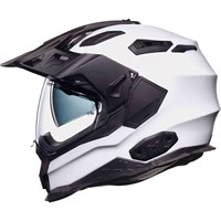 Nexx XD1 helmet in plain white