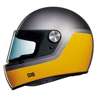 Nexx XG100R Motordrome helmet in yellow