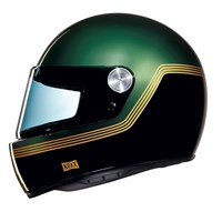 Nexx XG100R Motordrome helmet in green