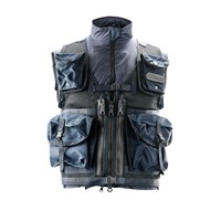 Ottano vest in navy