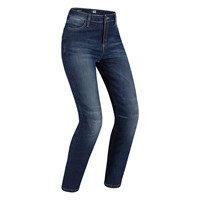 PMJ Sara High Waist ladies jeans in blue
