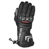 Racer Carbon II Black gloves