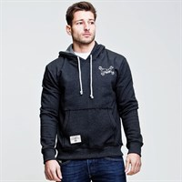 Red Torpedo Guy Martin Headcase pullover hoodie