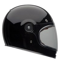 Bell Bullitt helmet in gloss black