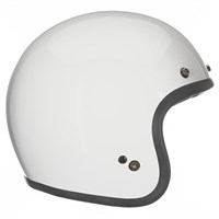 Bell Custom 500 White helmet