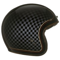 Bell Custom 500 RSD 'Check It' helmet in black