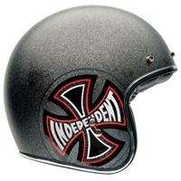 Bell Custom 500 Indy Grey Helmet