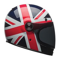 Bell Bullitt Carbon helmet in spitfire red