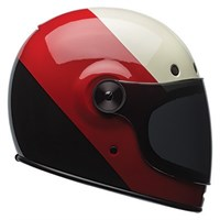 Bell Bullitt Triple Threat helmet in red