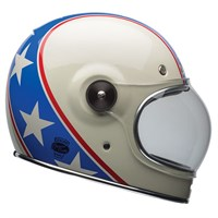 Bell Bullitt Chemical Candy helmet in blue / white