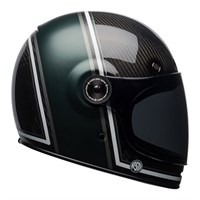 Bell Bullitt Carbon RSD helmet in black / green