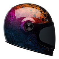 Bell Bullitt Hart Luck Metallic Bubble helmet
