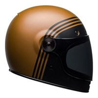 Bell Bullitt Metallic Black & Copper Forge helmet