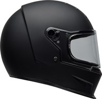 Bell Eliminator helmet in matt black