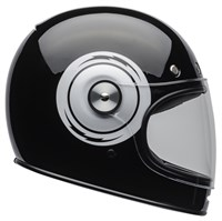 Bell Bullitt DLX Bolt Gloss helmet in black