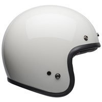 Bell Custom 500 DLX helmet in white