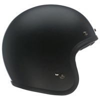 Bell Custom 500 DLX helmet in matt black