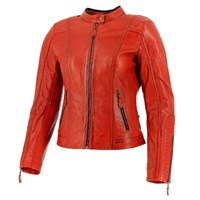 Richa Ladies Red Lausanne Jacket