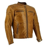 Richa Daytona 60s jacket in cognac