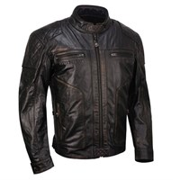 Richa Detroit jacket in brown