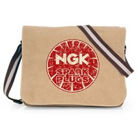 Retro Legends Ngk Spark Plugs Bag