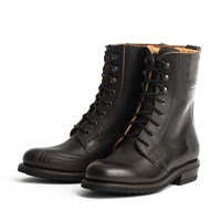 Rokker Urban Racer ladies boots in black