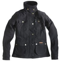 Rokker ladies jacket in black