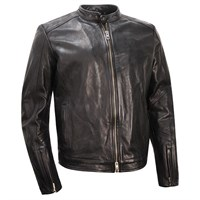 Rokker Black Street Jacket