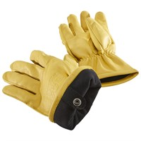 Rokker Grifter Insulated gloves in yellow