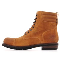 Rokker Urban Racer Suede Tan Boot