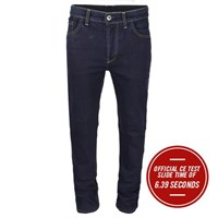 Rokker Rokkertech Raw Straight jeans in blue